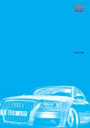 Audi S8 - H-kan.se