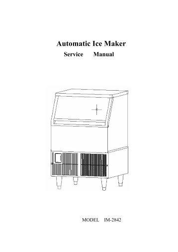 11-16-04 Ice Maker Kits 3108705.702, 3107665.006, 3108706