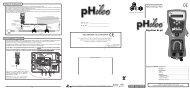 Phileo V2 notice 3 VOLET V4 FR - VitaPiscine