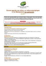 per gemeente - Meetjesland.be
