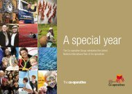 PDF Souvenir Booklet 'A Special Year' - The Co-operative