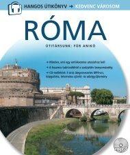 Róma - Hangos útikönyv - részlet