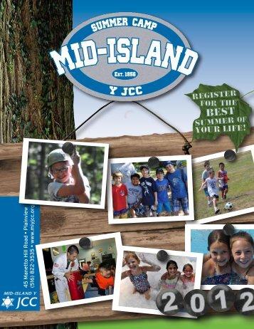 sports camp - Mid Island Y JCC