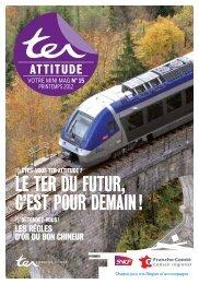 Le TeR du fuTuR, c'esT pouR demain ! - Conseil Régional de ...