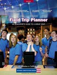 Field Trip Planner - National Constitution Center