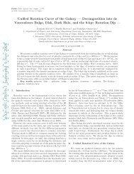 arXiv:0811.0859v1 [astro-ph] 6 Nov 2008 - Institute of Astronomy