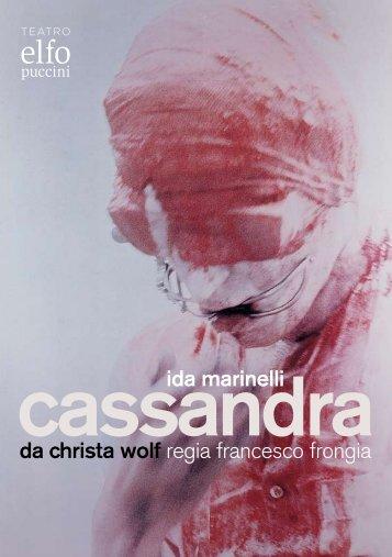 programma di sala 2011/2012 - Elfo Puccini