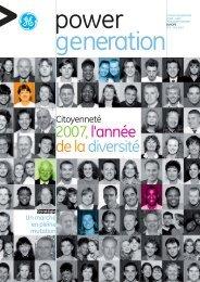 2007, l'année de la diversité - Frank Farnel