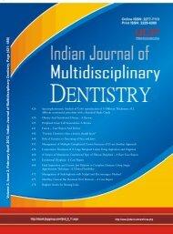 Volume 2 - Issue 2 - IJMD