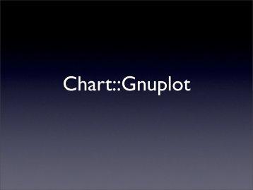 Chart::Gnuplot