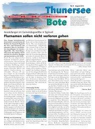08-2013 - bei der Jost Druck AG
