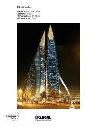CIS case studies Project: World Trade Centre ... - EcoRussia.info