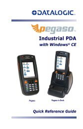Quick Reference Guide - POS systems
