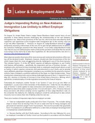 Judge's Impending Ruling on New Alabama Immigration Law ...