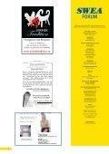 Vill d u ha 8 000 nya vänner? Gå med i SWEA! - SWEA International - Page 4
