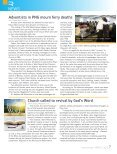 ADRA RESPONDS TO FLOOD cRISES page 9 - RECORD.net.au - Page 7