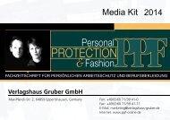 Media Kit 2014 - PPF