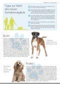 Freunde Magazin Sommer 2013 S. 01 - Alles für Tiere - Page 7