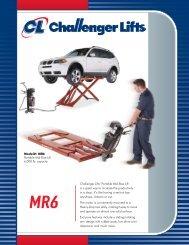 SRM10 MR6 - Challenger Lifts