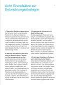 Entwicklungsstrategie Ingenbohl-Brunnen 2020 - Page 7