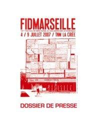 jurys - Festival international du documentaire de Marseille
