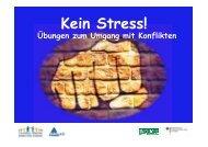 Kein Stress! - pad eV