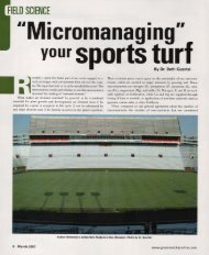 Your Sports Turf