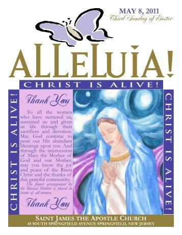 LPI Bulletin 04-0705 May 8 2011.pdf - Saint James the Apostle ...