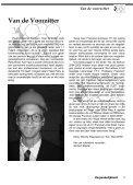 Van de Voorzitter - TFV 'Professor Francken' - Page 5
