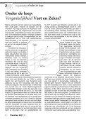 Van de Voorzitter - TFV 'Professor Francken' - Page 6