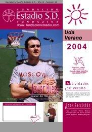 José Sacristán Uda Verano - Fundación Estadio