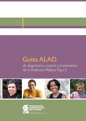 Guías ALAD de diagnóstico, control y tratamiento de ... - PAHO/WHO