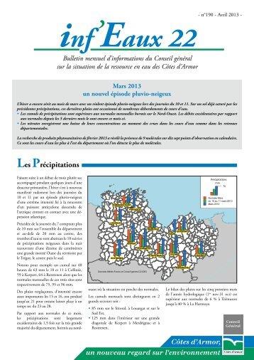 inf'Eaux 22 - Côtes d'Armor