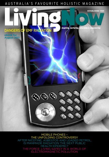 Dangers of EMF Radiation E-Book - ZaKaiRan