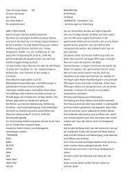 1 Texte für junge Spieler - 051 Christof -Kämmerer Der Schatz des ...