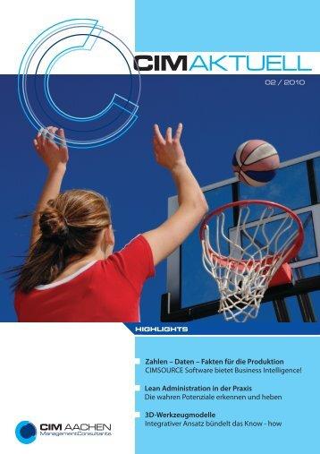 Publikationen - CIM Aachen