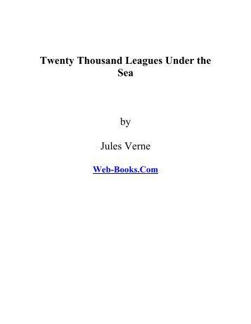 Twenty Thousand Leagues Under the Sea - Penguin Readers