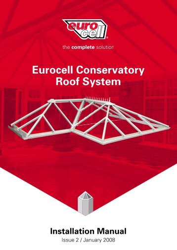 Eurocell Conservatory Roof System - Design Window & Door Systems