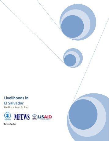 Livelihoods in El Salvador - FEWS Net