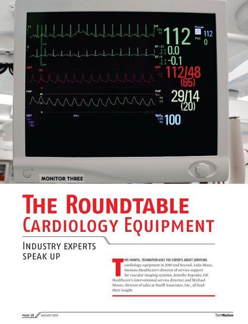 Cardiology Roundtable - Nasiff