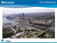 Environmental Assessment & Urban Design Study - Nanos Research