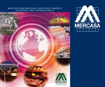 mercasa food wholesale and retails markets experience goes