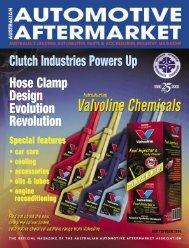 Clutch Industries Powers Up - Australian Automotive Aftermarket ...