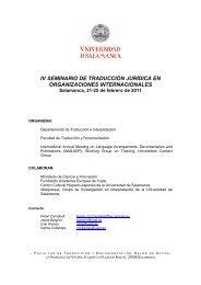iv seminario de traducción jurídica en organizaciones internacionales