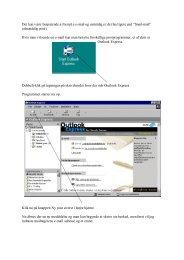 Opret og send en ny mail - IT-Jylland