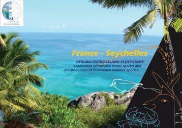 France - Seychelles - Island Conservation Society
