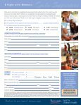 Gala Sponsorship Form - Nemours - Page 2