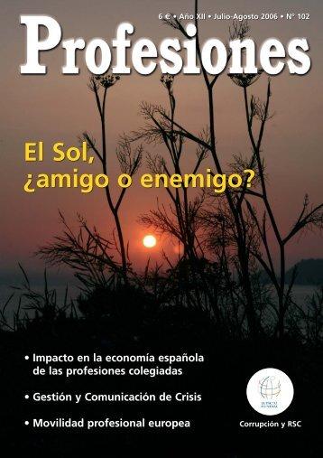 El Sol, Â¿amigo o enemigo? - Revista Profesiones