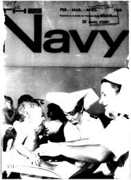 PTY. LTD. - Navy League of Australia