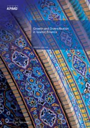 Growth and Diversification in Islamic Finance - KPMG